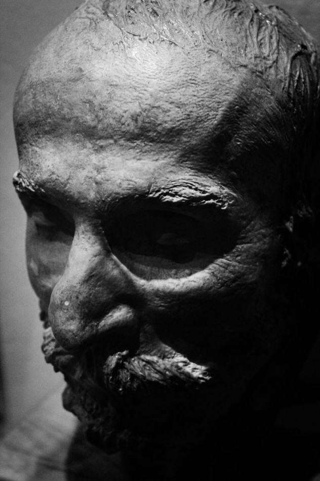 Antoni Gaudi Portrait