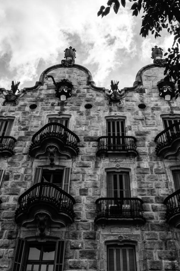 Casa Calvet Barcelona