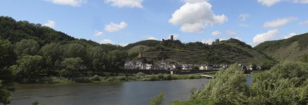 Kobern Gondrof Panorama