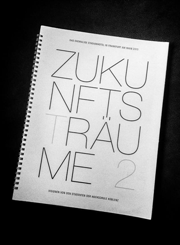Zukunftstraeume 2013 Veröffentlichung
