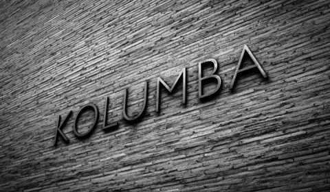 Beschriftung Kolumba