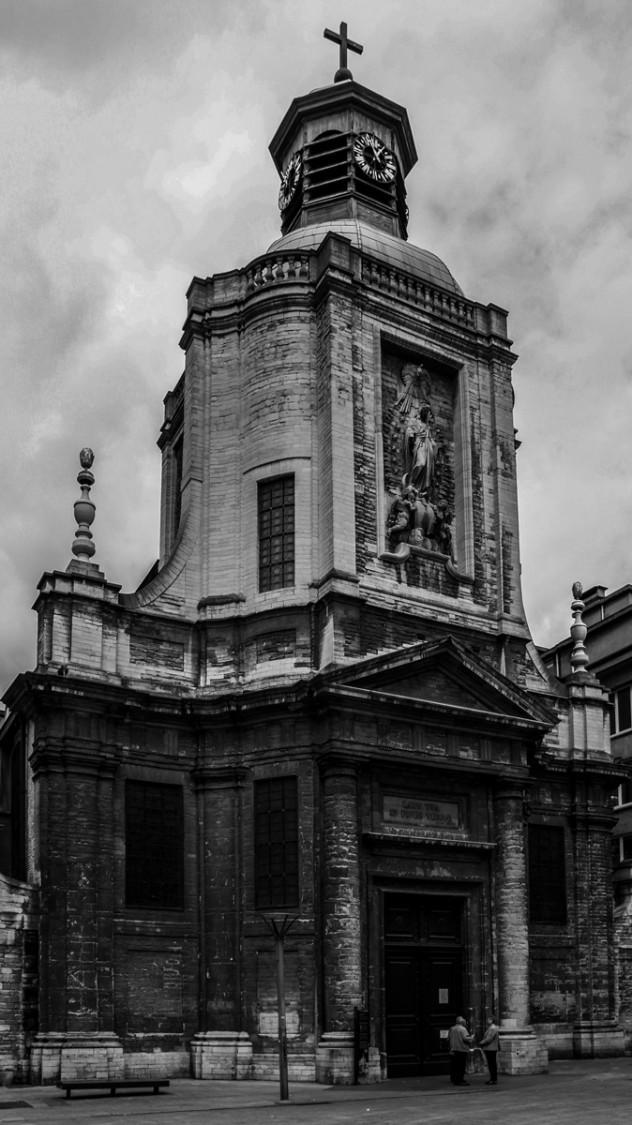 Notre Dame Du Finistere Brussels