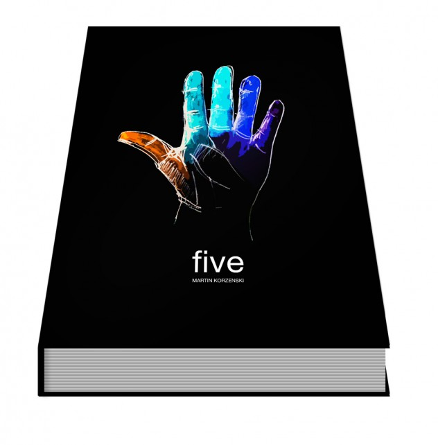 Portfolio-Five-Book
