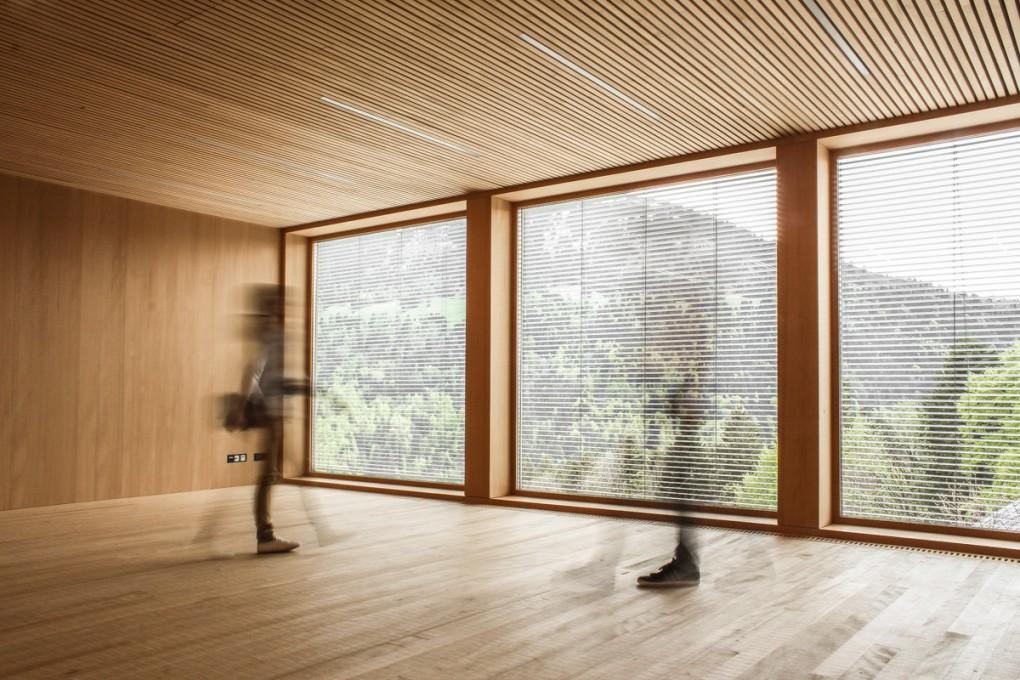 cukrowicz nachbaur architekten gemeindezentrum st gerold5 art tektura martin korzenski. Black Bedroom Furniture Sets. Home Design Ideas