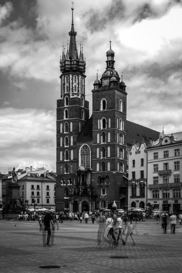 Bazylika Mariacka - Marienkirche