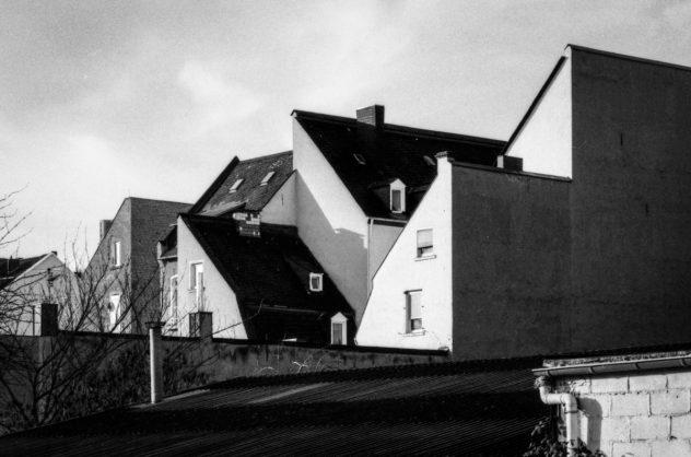 Dachlandschaft Koblenz