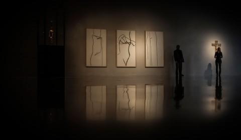 Ausstellung Kolumba Licht und Schatten