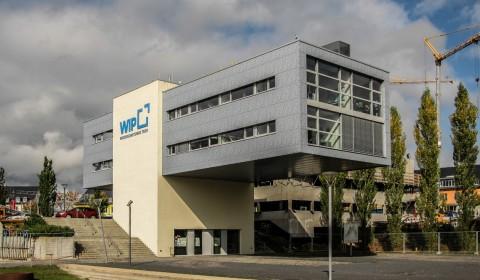 Buerogebäude im Wissenschaftspark Trier Petrisberg