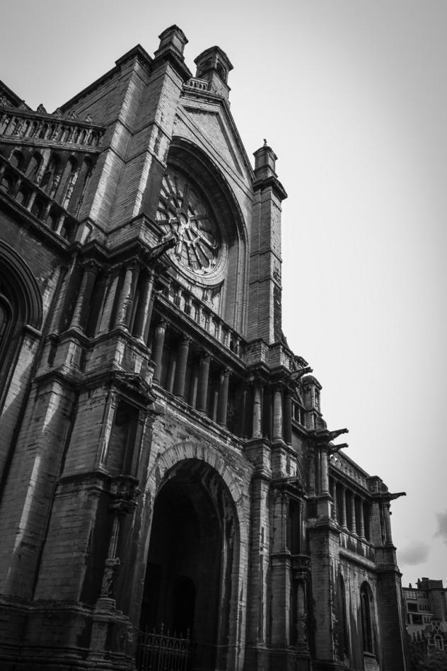 Eglise Sainte Catherine Brussels