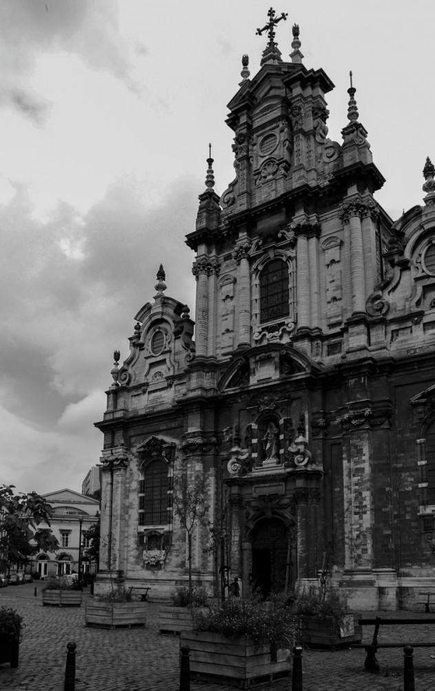 Eglise du Beguinage Brussels