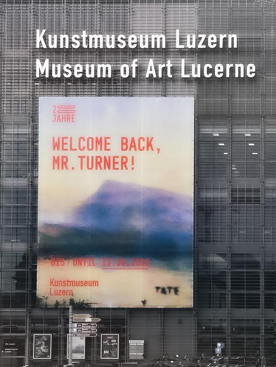 Banner zur Ausstellung im Kunstmuesum